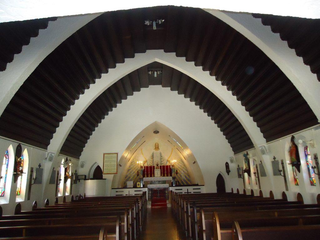Igreja de Santo Antônio, no bairro do Alto