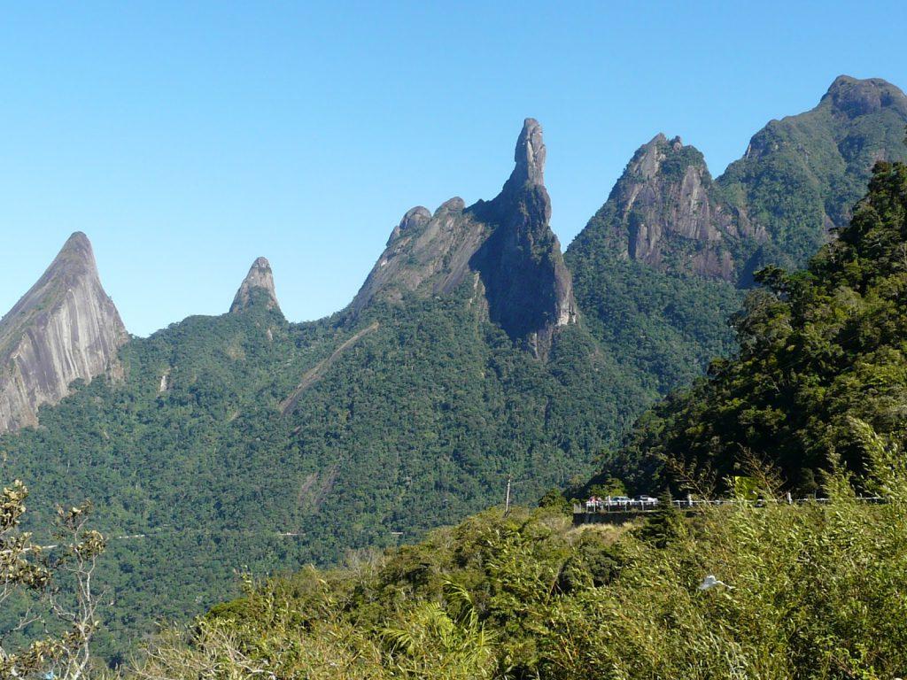 Parque Nacional da Serra dos Órgãos, Dedo de Deus