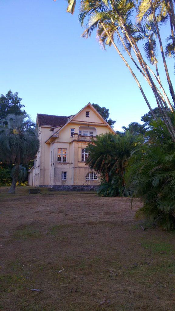 Morar em Blumenau, Casarões