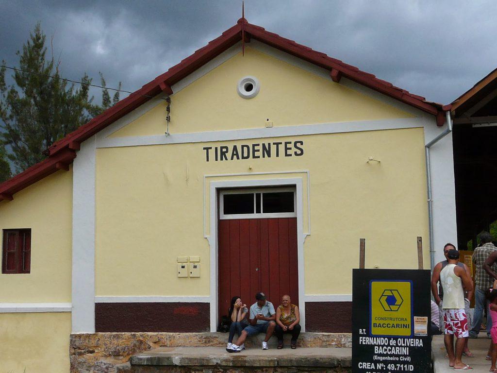 Estação Ferroviária de Tiradentes