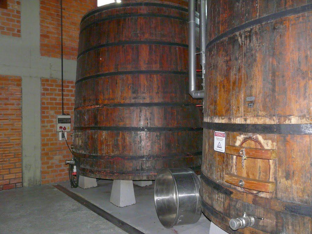 Vinhos Miolo, no Vale dos Vinhedos