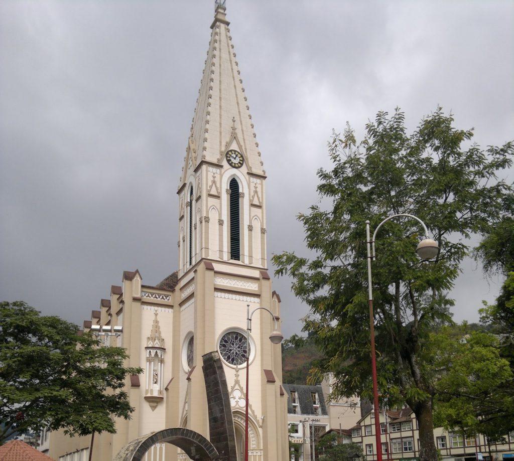 Igreja Matriz de Santa Tereza