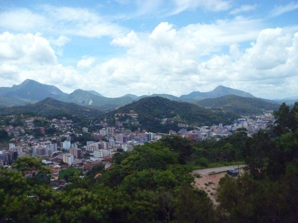 Teresópolis Vista do Morro do Mirante