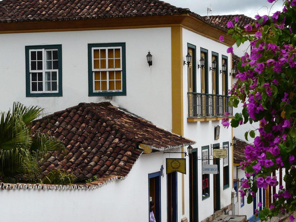 Casario de Tiradentes