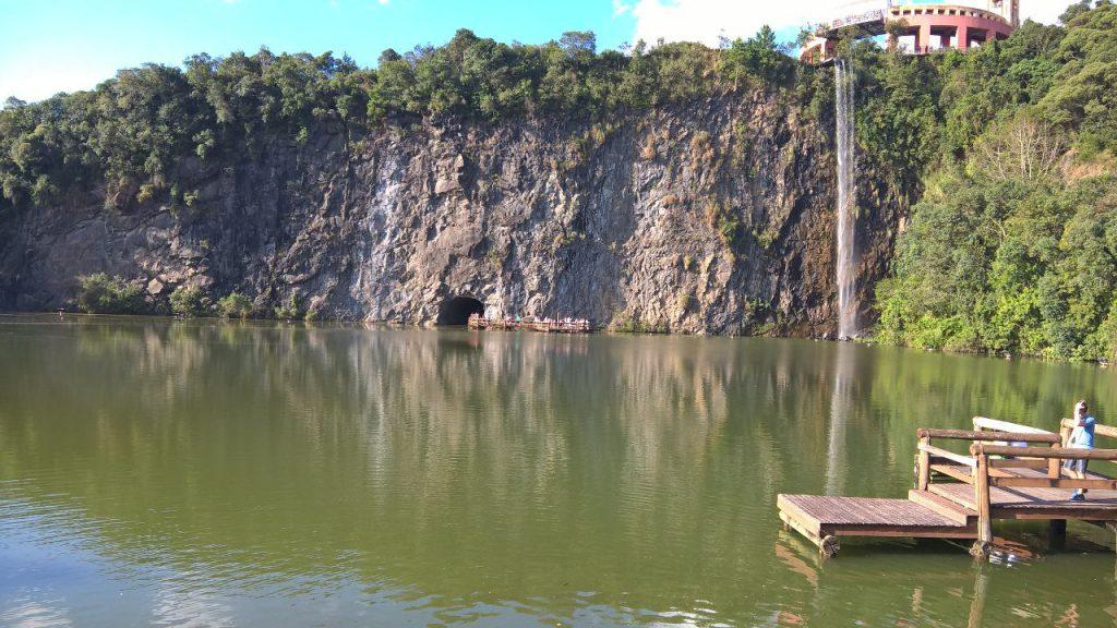O que fazer em Curitiba, Lago do Parque Tanguá