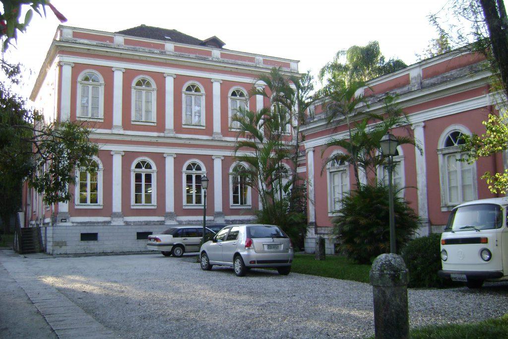 Casa de princesa Isabel na cidade imperial