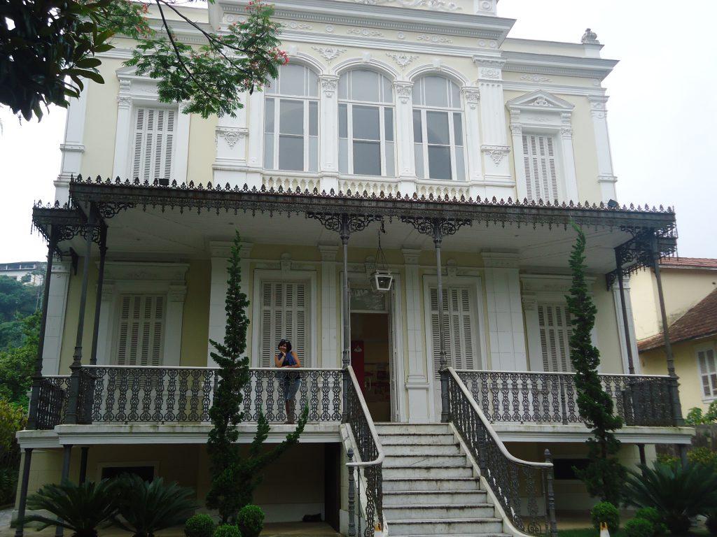 Casarão centenário em Petrópolis a cidade imperial