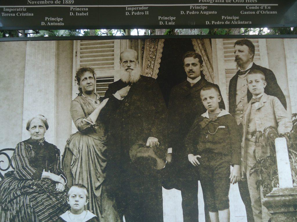 Retrato da família Imperial
