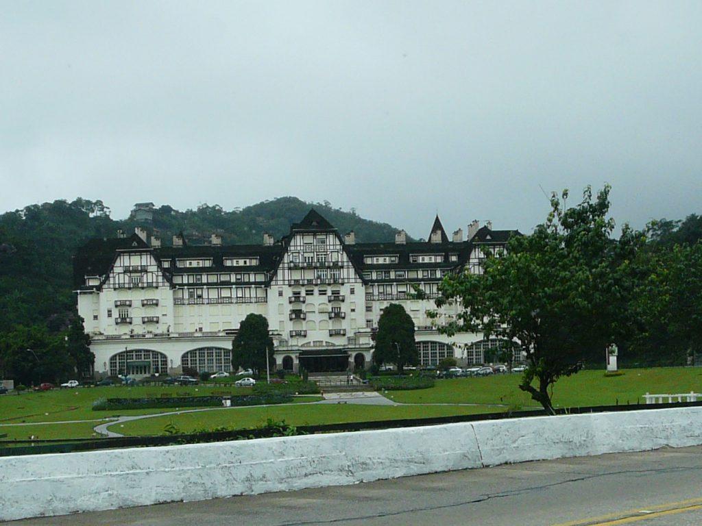 Palácio Quitandinha, Petrópolis