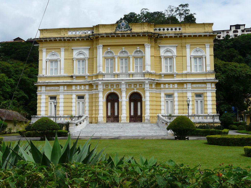Palácio Rio Negro Petrópolis