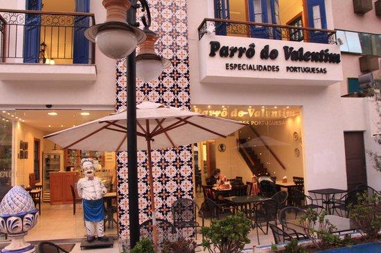 Parrô do Valentim, Itaipava