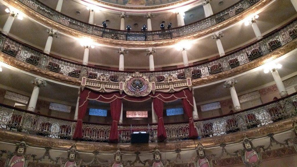 Manaus, a Paris dos Trópicos - Teatro Amazonas