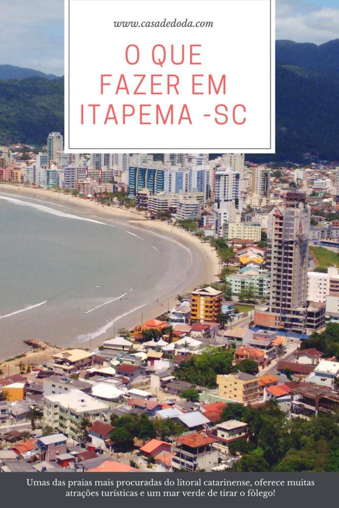 O que fazer em Itapema - Santa Catarina
