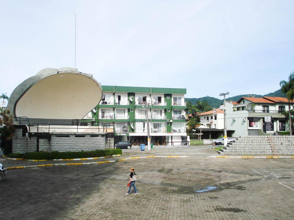 Praça da Paz e sua concha acústica