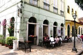 Restaurante D'antigamente em São Luís