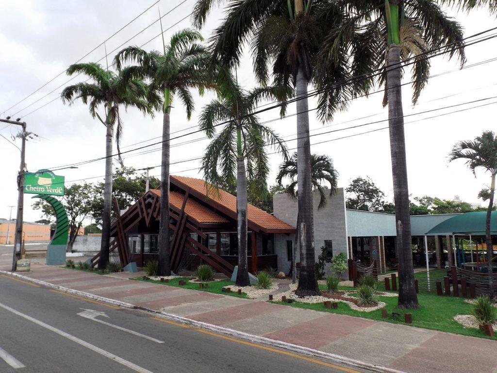 Restaurante Cheiro Verde em São Luís