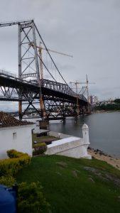 Ponte Hercílio Luz, Florianópolis