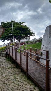 Forte Santanna, em Florianópolis