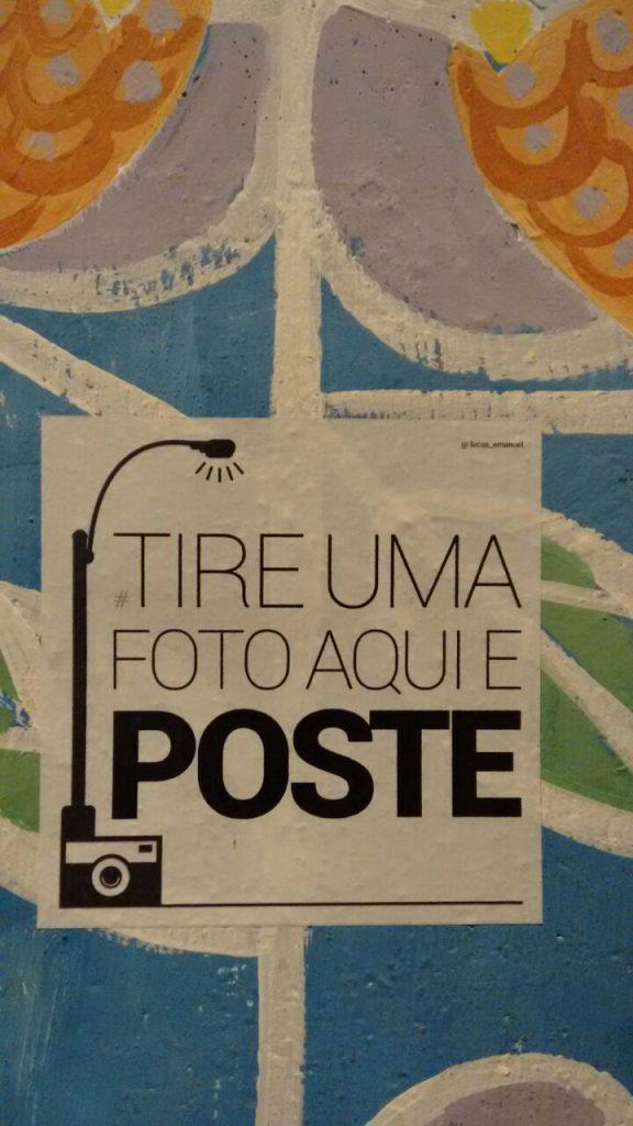 Poste uma foto aqui!
