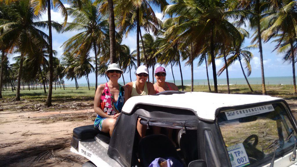 Passeio de buggy em Maracaípe