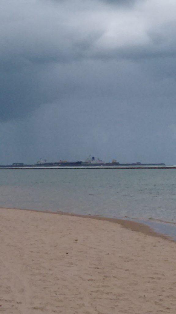 Praia de Muro Alto em Porto de Galinhas