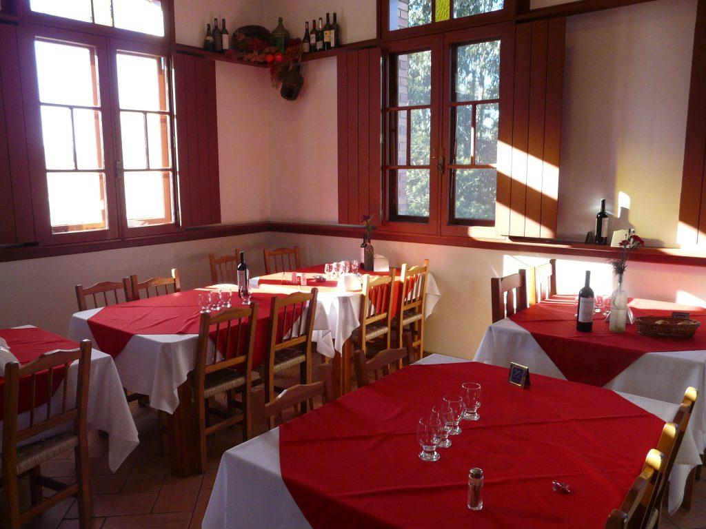 Restaurante Del Fillipi, Vale dos Vinhedos
