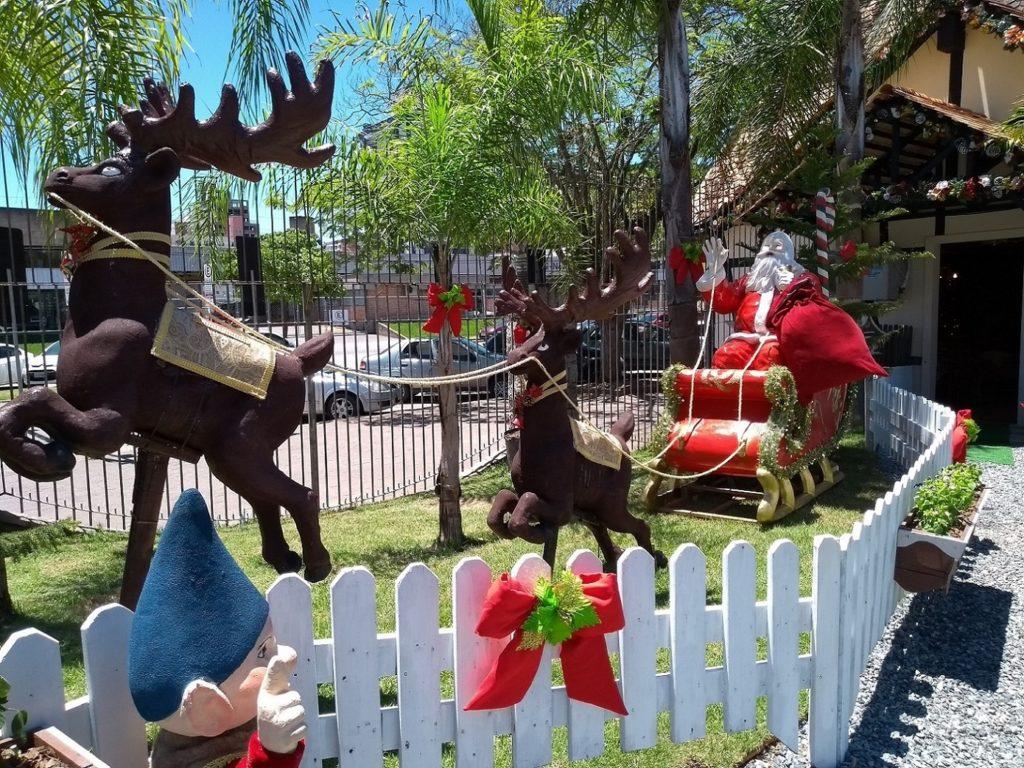 Calendário de Eventos Blumenau Magia de Natal