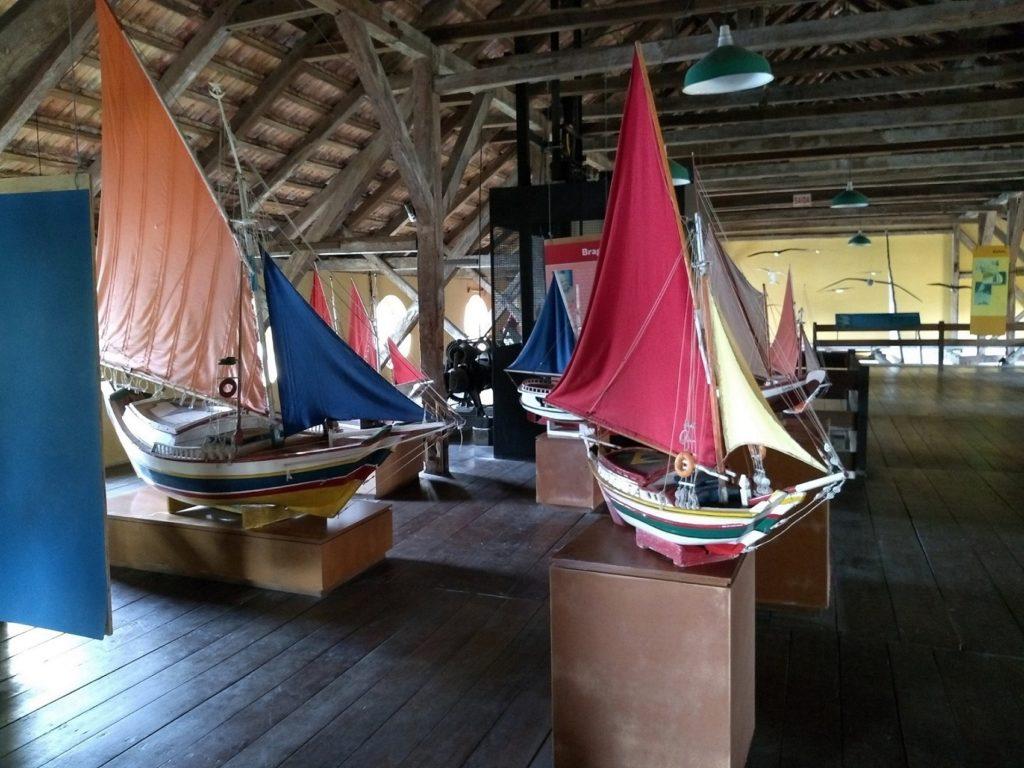 São Francisco do Sul, Museu do Mar