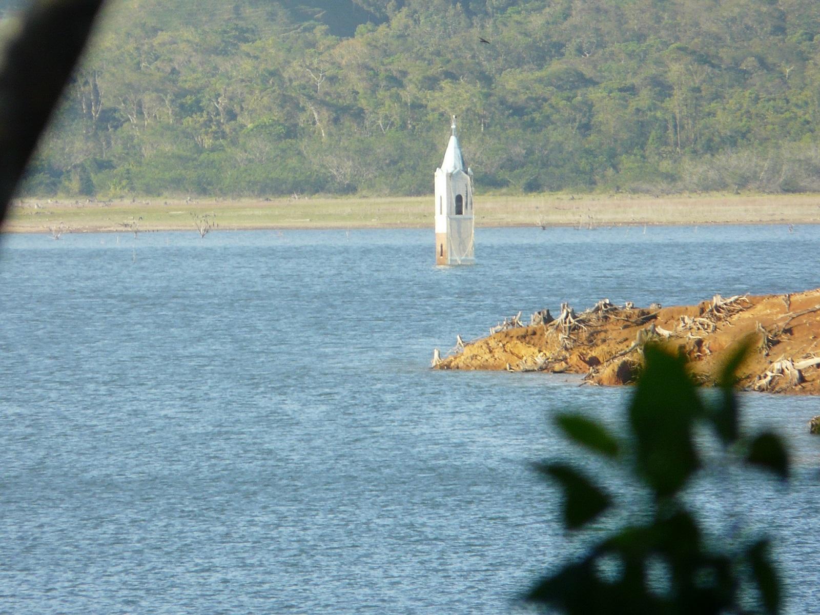 Barragem do Rio São Bento Torre da Igreja
