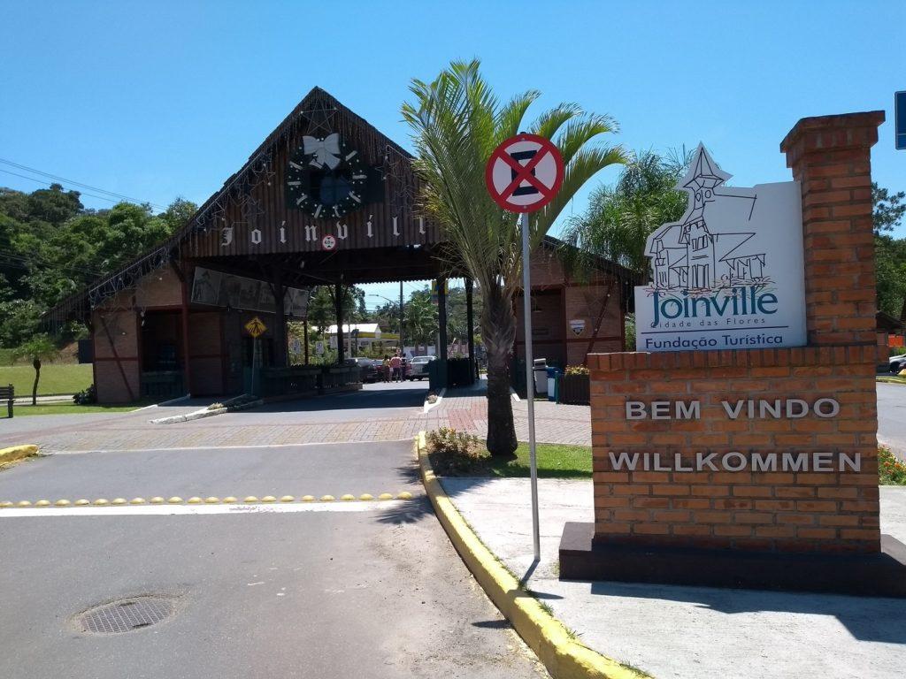 Joinville, um dos posts mais acessados do blog