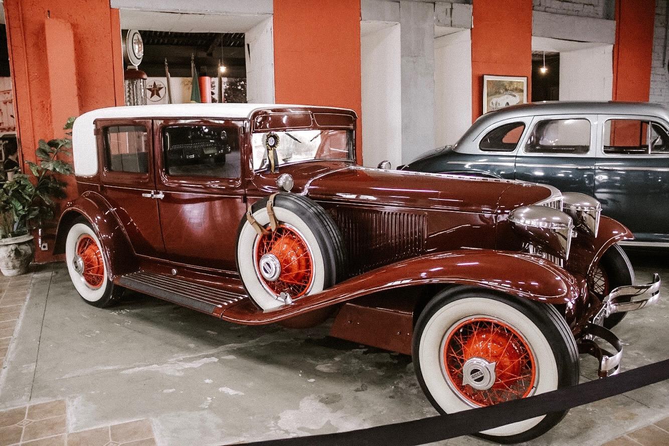 Coruja Geek Museu do Automóvel