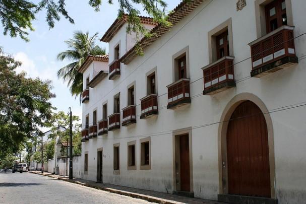 Palácio Episcopal, em Olinda
