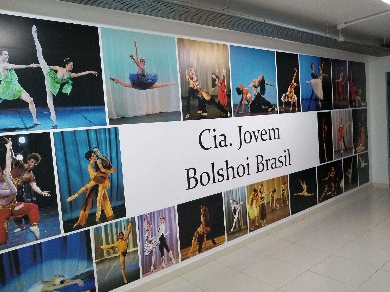 Escola Teatro Bolshoi Joinville