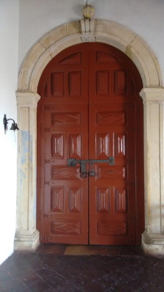 Porta do Claustro, Catedral Sé Olinda
