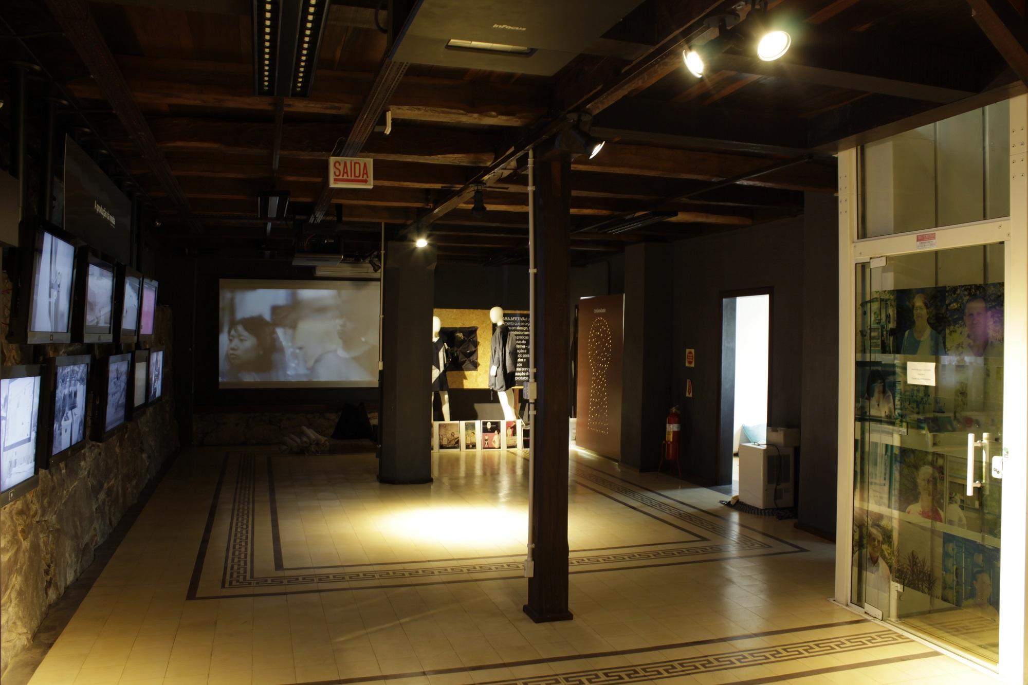 Museu Hering Ambiente Imersivo