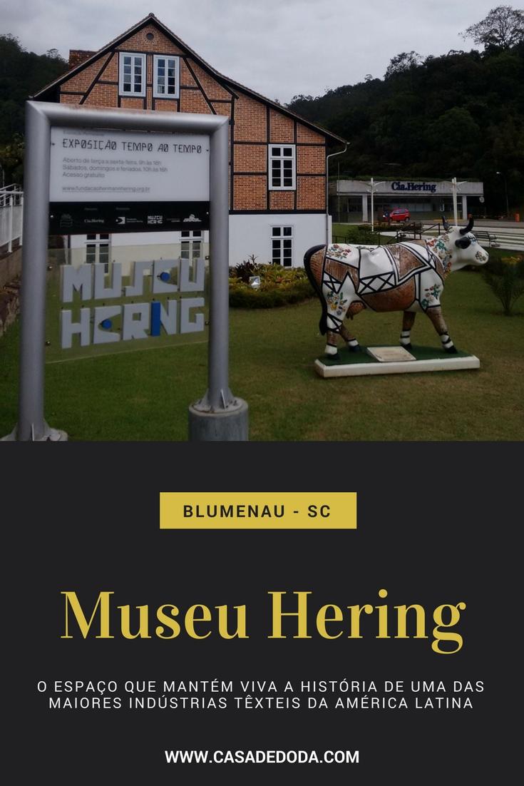 Museu Hering Blumenau