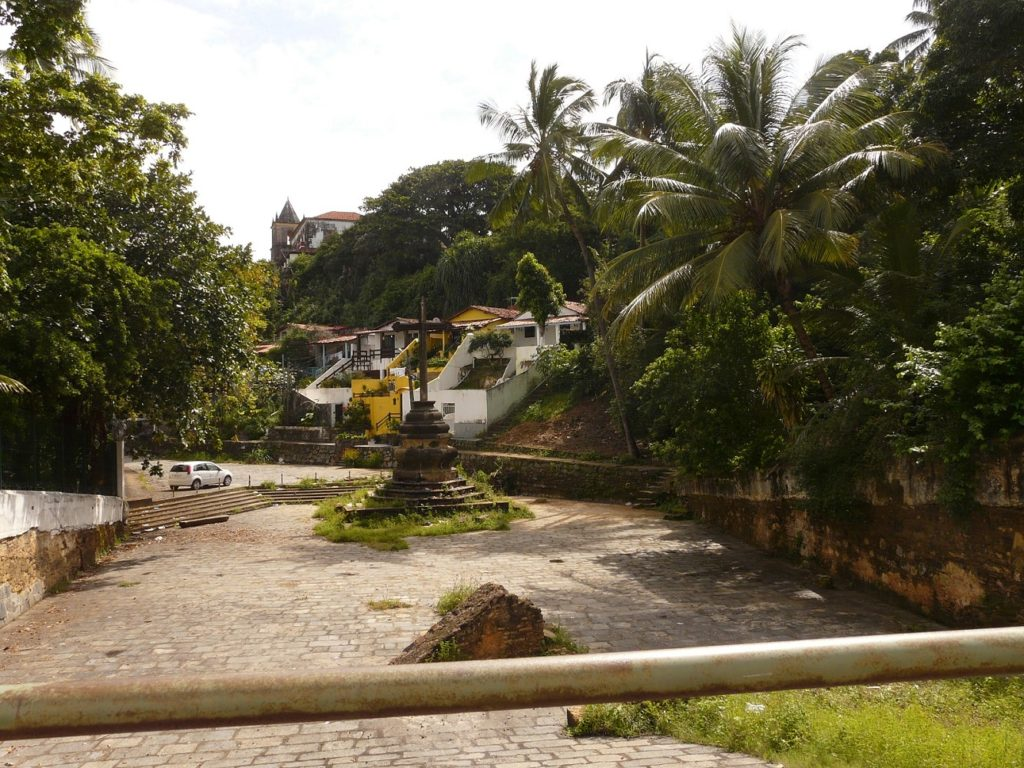 Cruzeiro Convento São Francisco