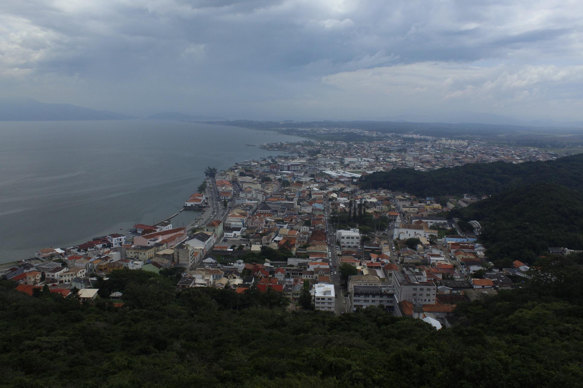 As melhores vistas de Santa Catarina Laguna