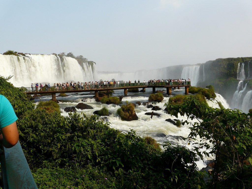 Cataratas do Iguaçu - Garganta do Diabo