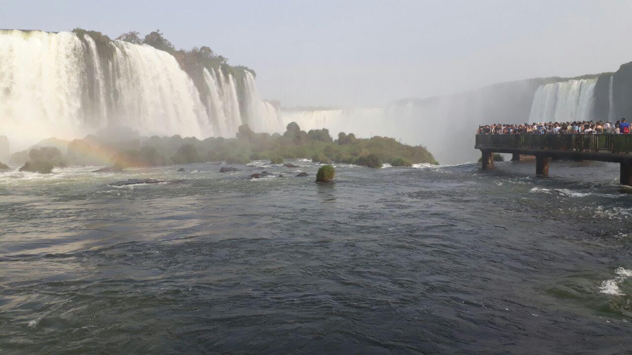 Cataratas do Iguaçu onde fica - Garganta do Diabo