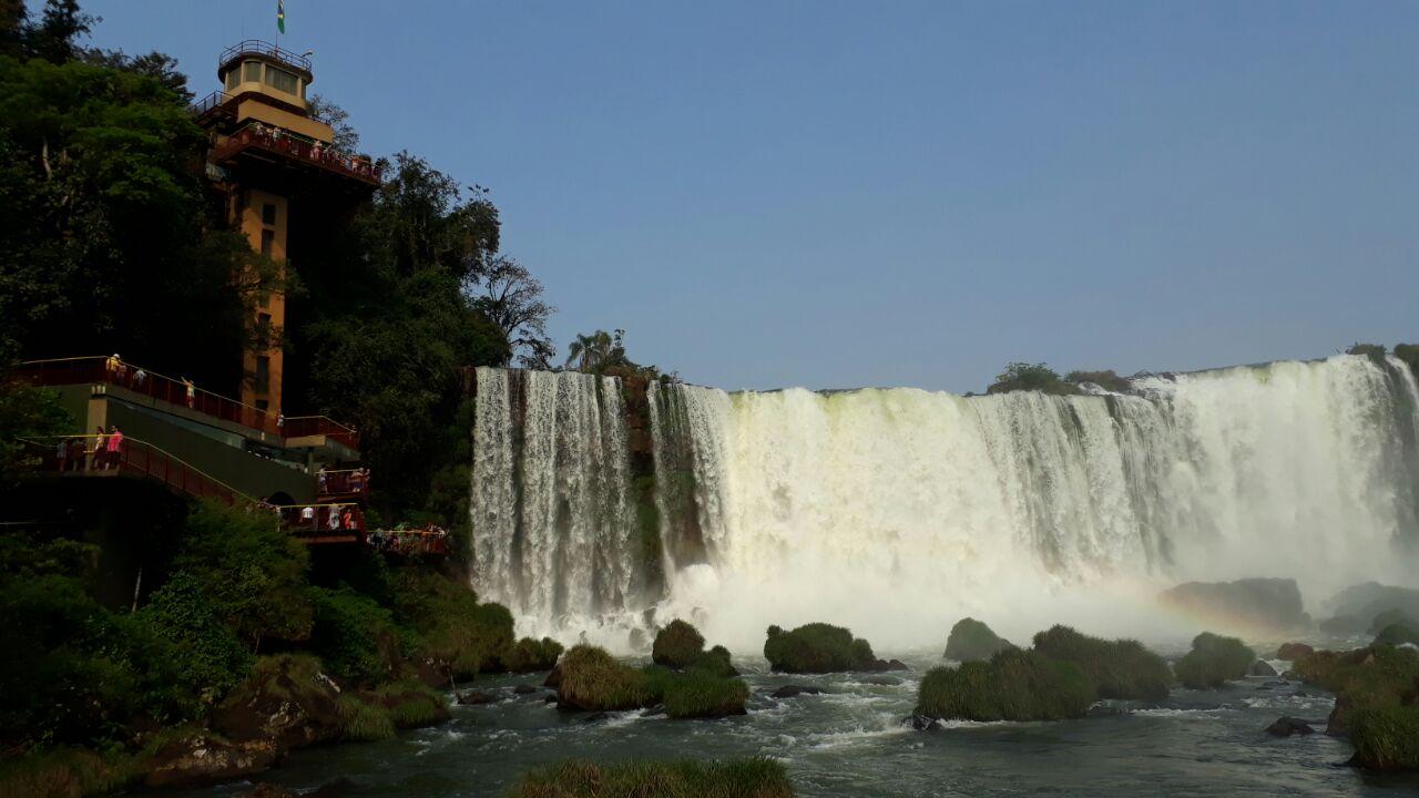 Cataratas do Iguacu onde fica - Espaço Naipi