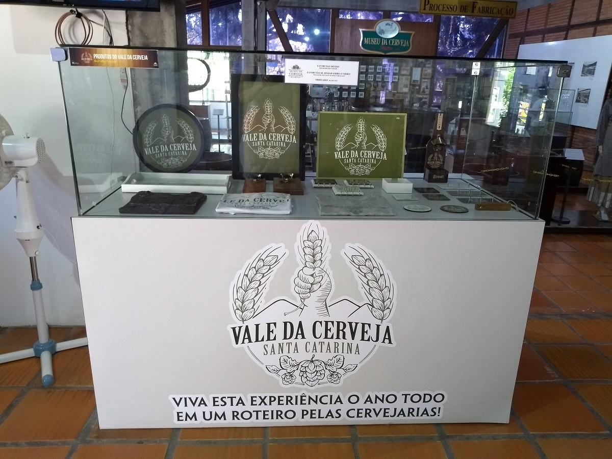 Museu da Cerveja Blumenau Vale da Cerveja