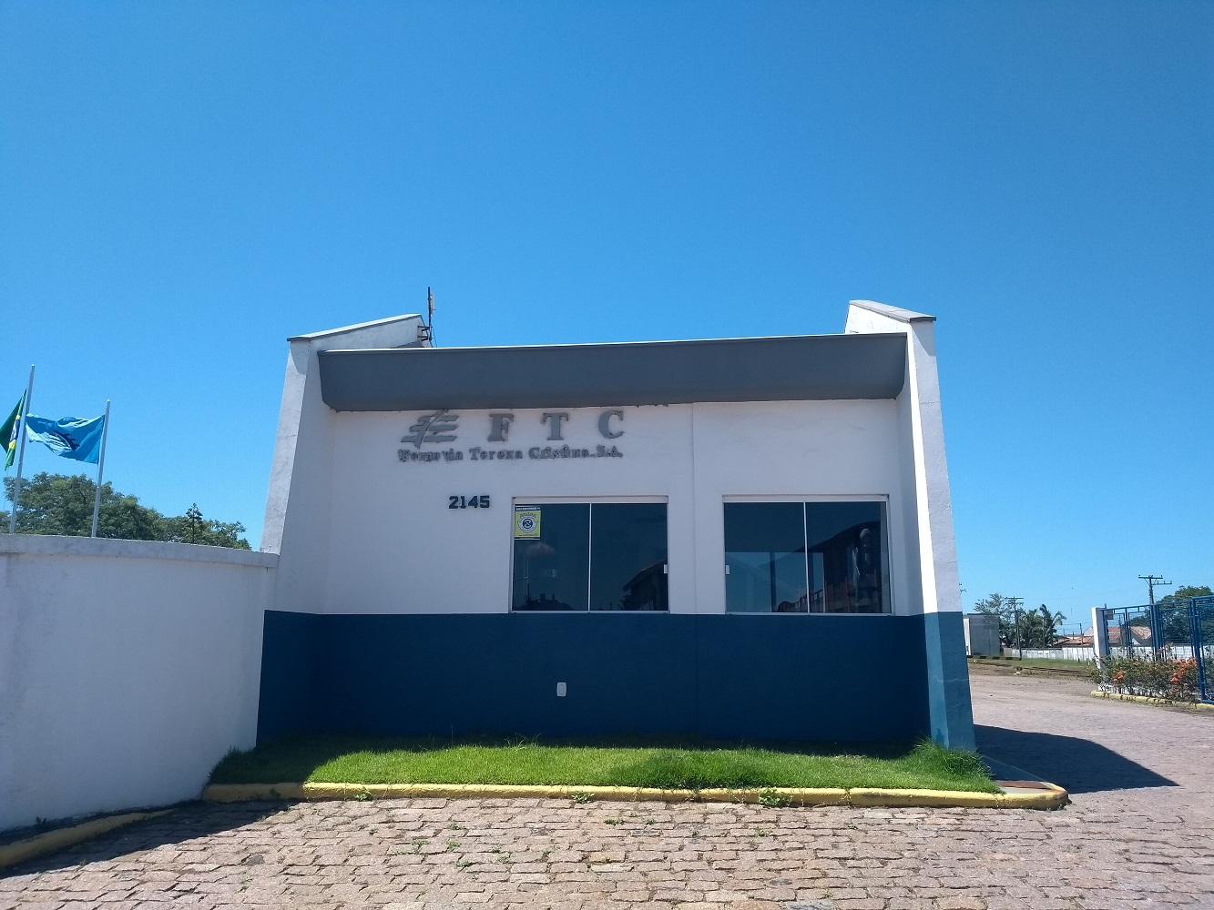 Museu Ferroviário de Tubarão FTC