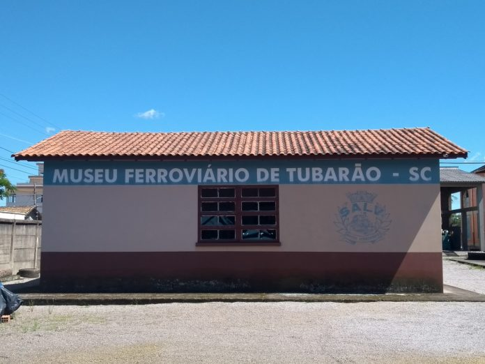 Museu Ferroviário de Tubarão
