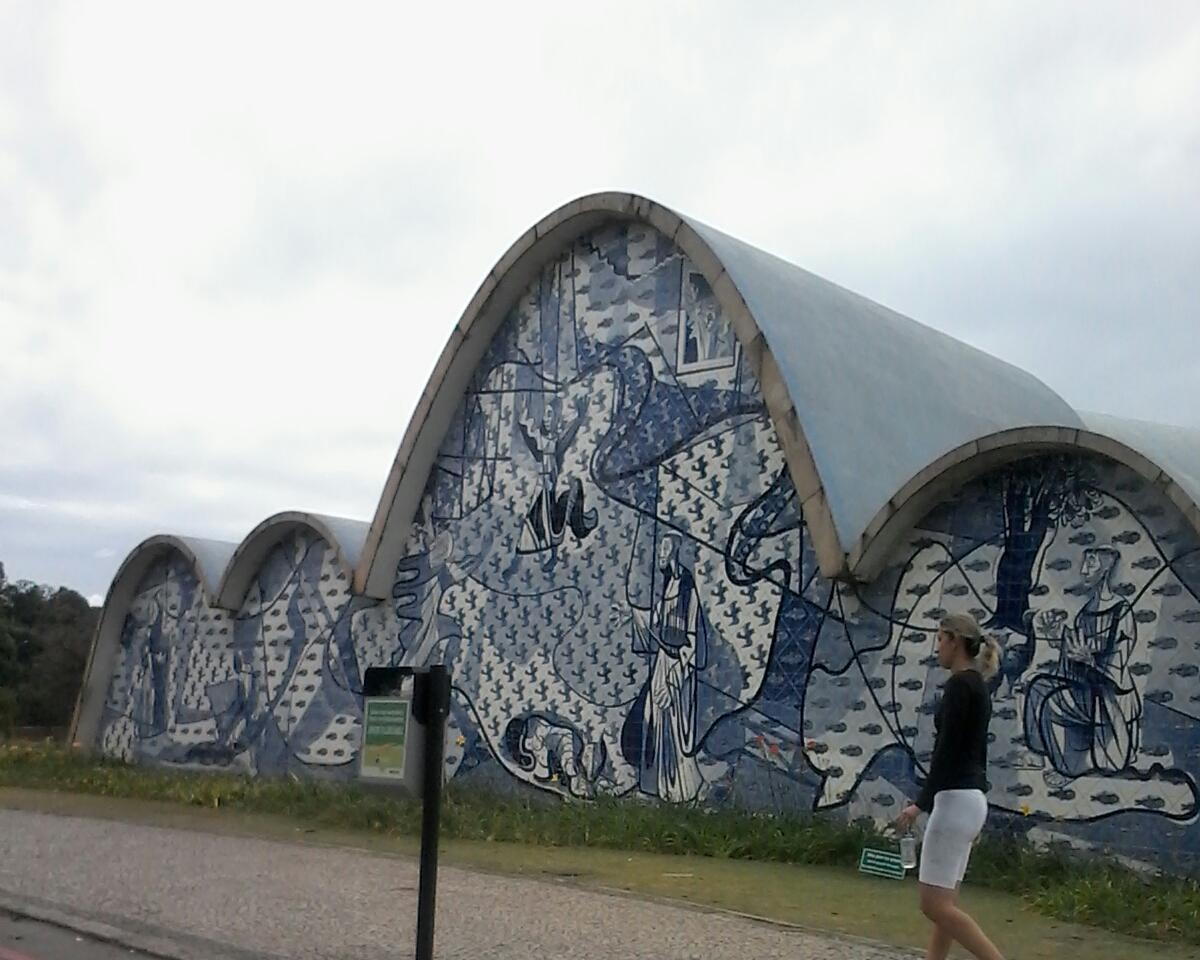 Patrimônio Cultural Brasileiro Conjunto da Pampulha