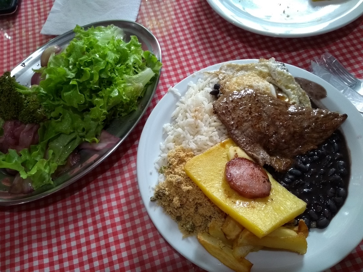 Pinheiro Preto Santa Catarina Restaurante Três Colinas