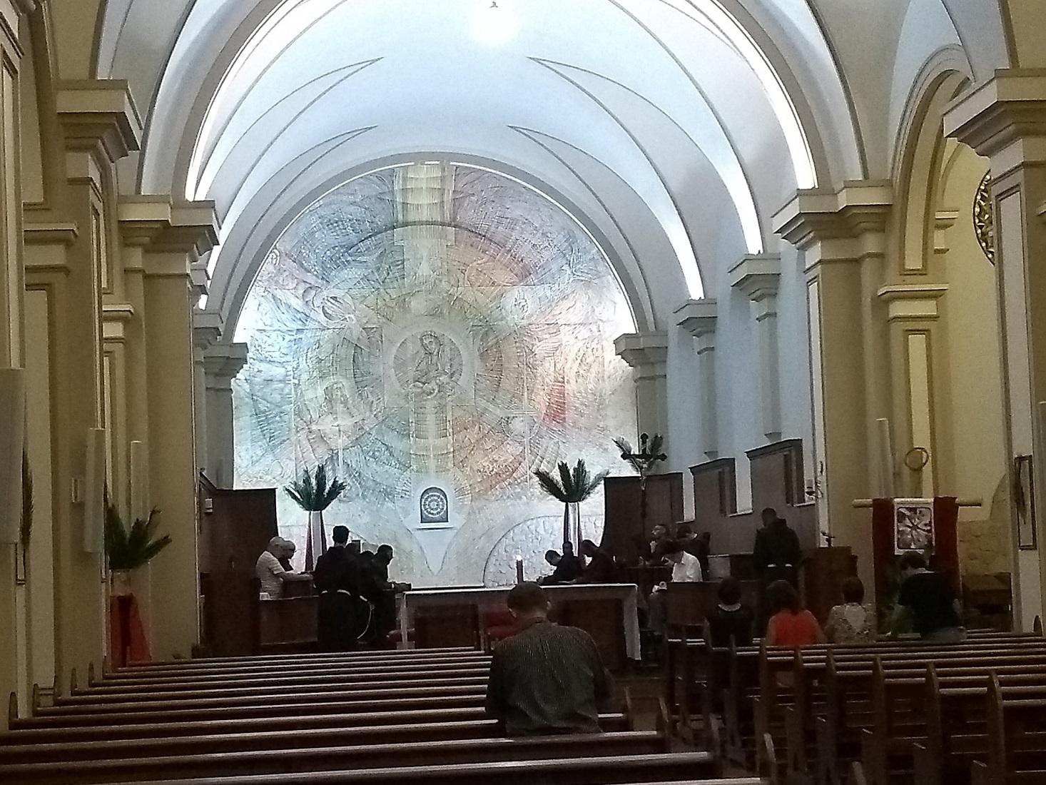 Rodeio Santa Catarina Cidade dos Anjos Igreja Matriz Et Incarnatus Est