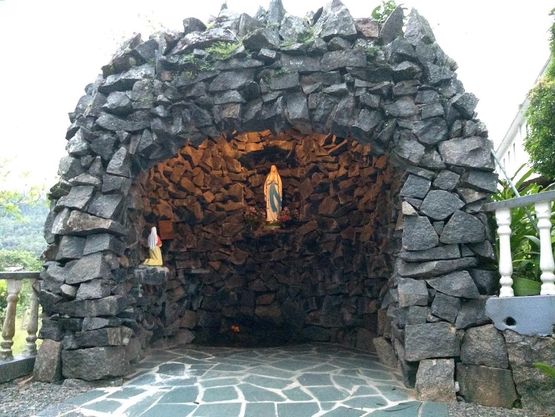 Rodeio Santa Catarina Cidade dos Anjos Igreja Matriz Gruta de Nossa Senhora