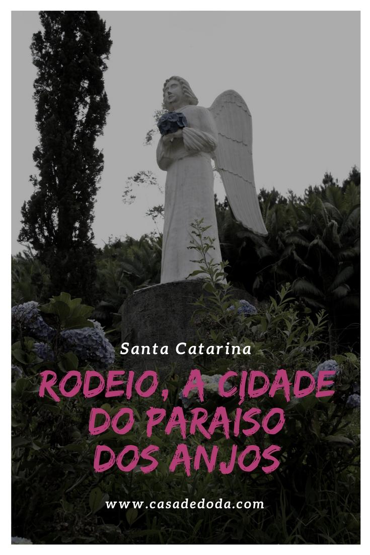 Rodeio Santa Catarina Cidade dos Anjos