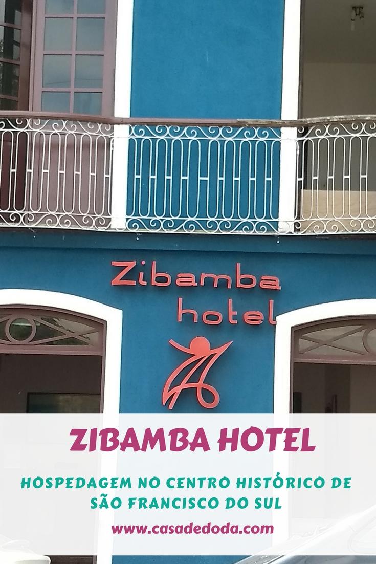 Zibamba Hotel São Francisco do Sul
